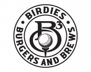 Birdies Burgers & Brews Logo